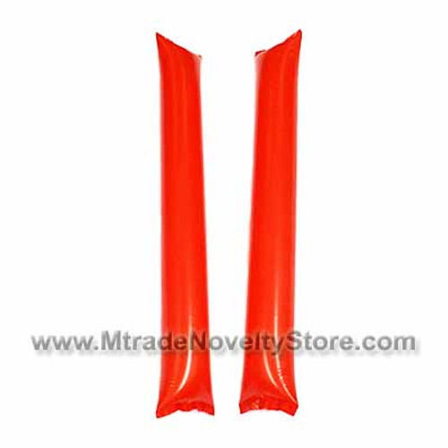 "23"" Inflatable Balloon Clapper Stick Red Color"