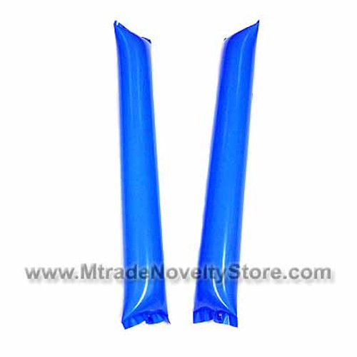 "23"" Inflatable Balloon Clapper Stick Blue Color"