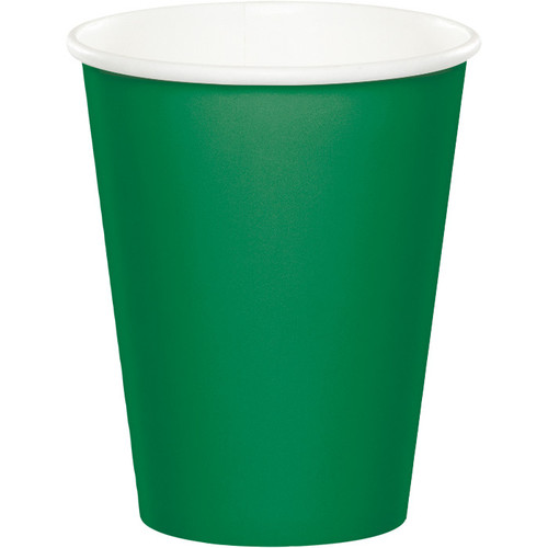 Green 9 Oz Hot/Cold Cup