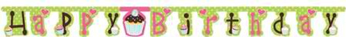 Sweet Treats Large Jointed Banner