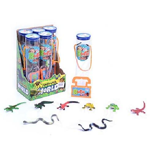 Mini Reptile Toy