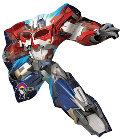 "31"" Transformers Optimus Prime Super Shape Balloon"