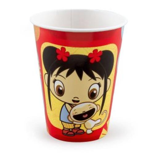 Ni Hao Kai Lan Paper Cups