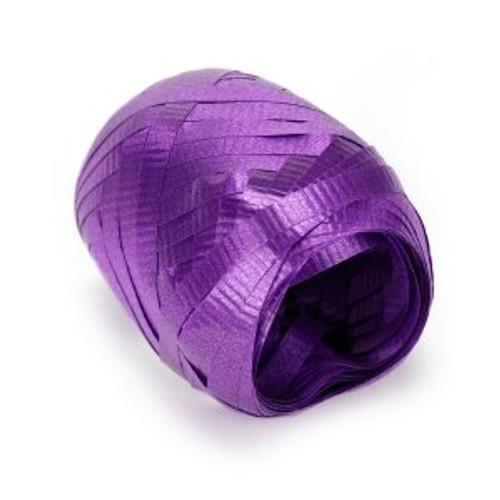 "3/16"" Purple Curling Ribbon 50 feets"