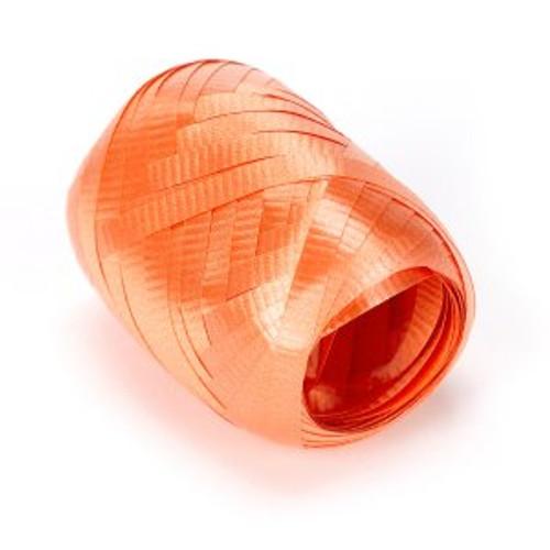 "3/16"" Orange Curling Ribbon 50 feets"