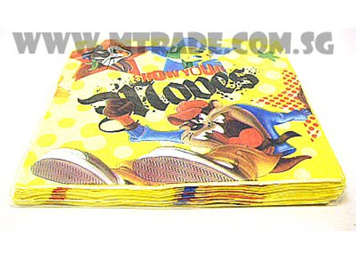 Looney Tunes Lunch Napkins