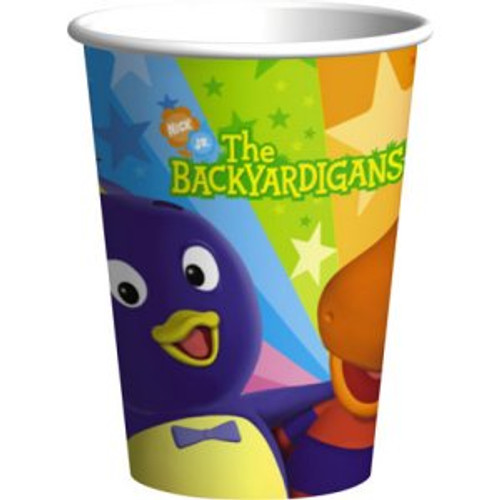 Backyardigans Paper Cups