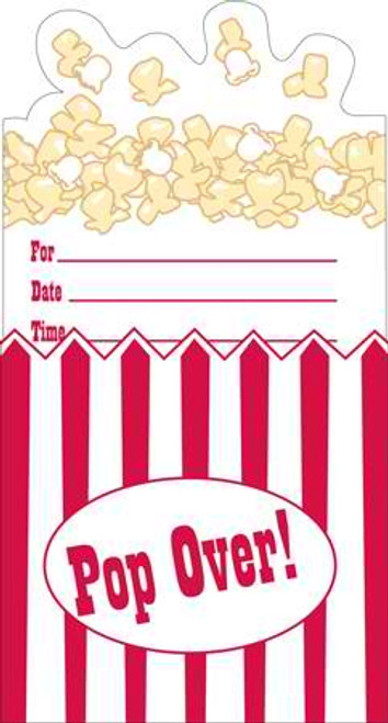 Reel Hollywood Invitation Cards & Envelopes