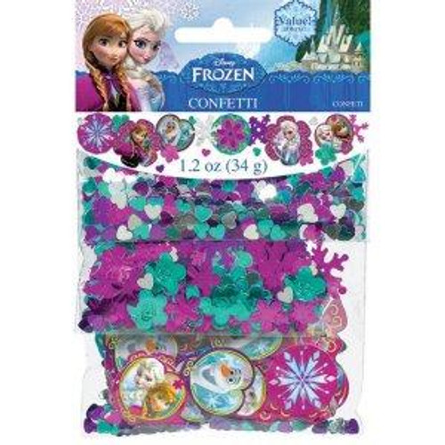 Disney Frozen Value Confetti Pack