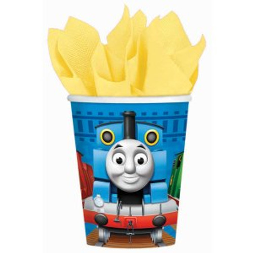 Thomas The Tank Paper Cups