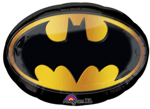 "27"" Batman Emblem Super Shape Balloon"