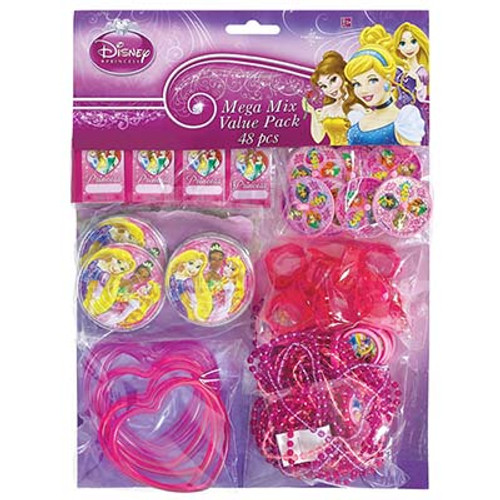 Disney Princess Favors Value Pack