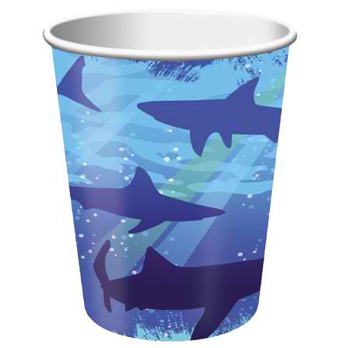 Shark Splash 9 Oz Hot/Cold Cup