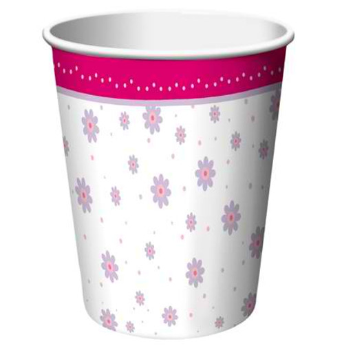 Ballerina 9 Oz Hot/Cold Cup
