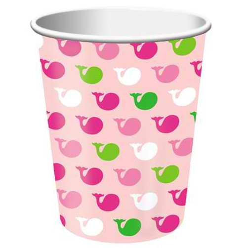 Ocean Preppy Girl 9 Oz Hot/Cold Cup