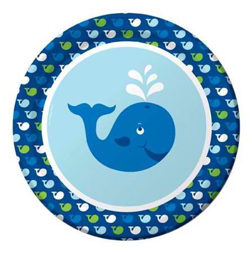 "Ocean Preppy Boy 9"" Dinner Plates"