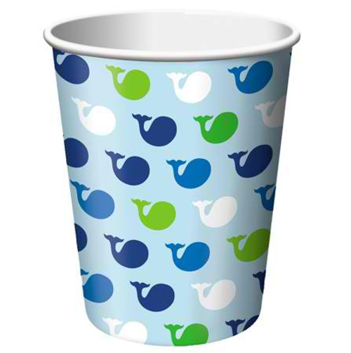 Ocean Preppy Boy 9 Oz Hot/Cold Cup
