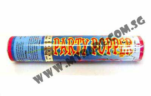 20cm Party Popper Cannon