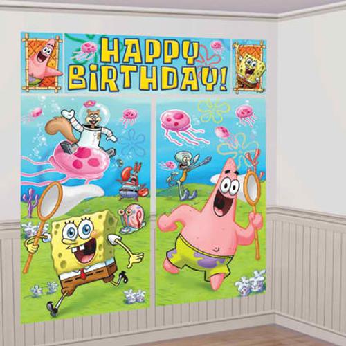 SpongeBob SquarePants Scene Setter