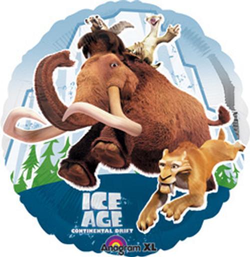 """18"""" Ice Age 4 Balloon"""