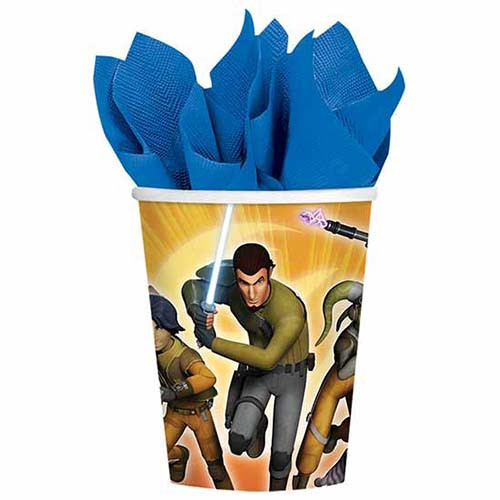 Star Wars Rebels Paper Cups