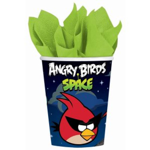 Angry Birds Space Paper Cups