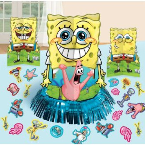 SpongeBob SquarePants Centerpiece Kit