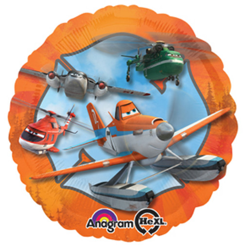 "28"" Disney Planes Fire & Rescue Jumbo Balloon"