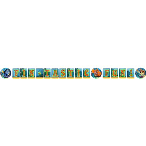 Finding Nemo Jointed Banner