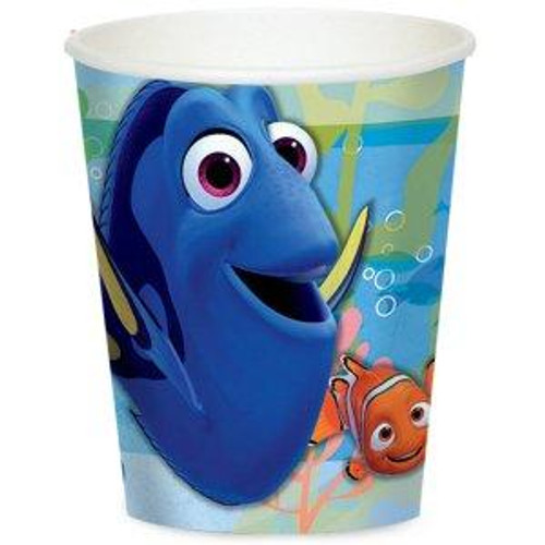 Finding Dory Paper Cups