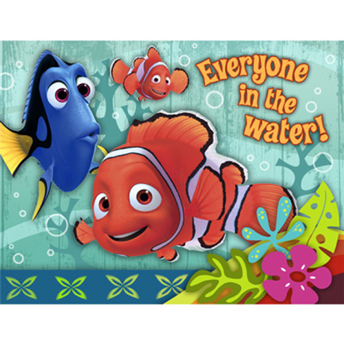 Finding Nemo Invitation Cards & Envelopes