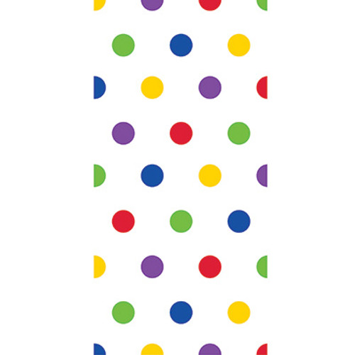 Multicolor Polka Dot Cello Bag