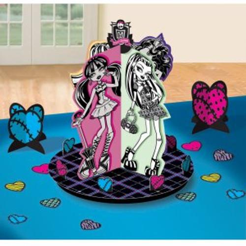 Monster High Centerpiece Kit