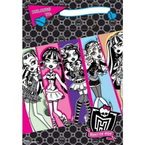 Monster High Loot Bags