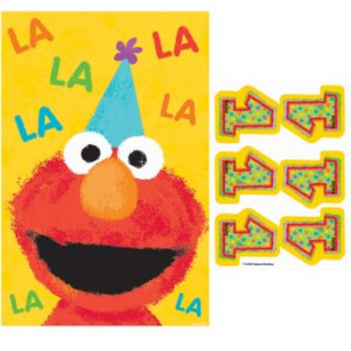 Elmo's 1st Birthday Party Game