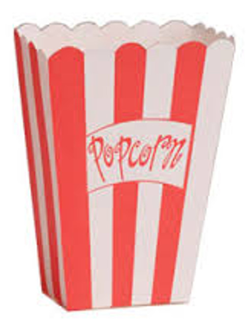 Lights Camera Action Small Popcorn Boxes