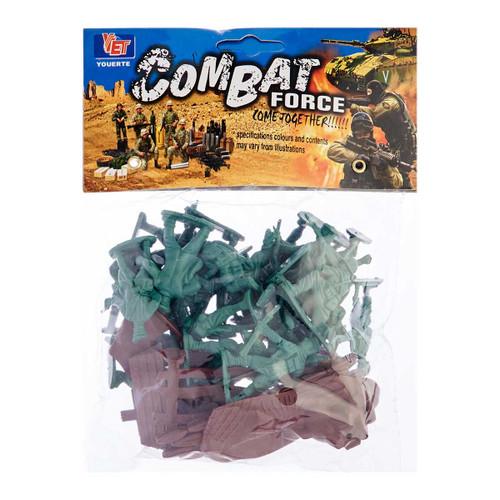 Mini Army Toy Figure Set