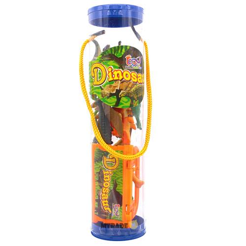 Mini Dinosaur Toy 16pcs/bottle