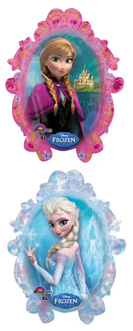 "31"" Disney Frozen Super Shape Balloon"