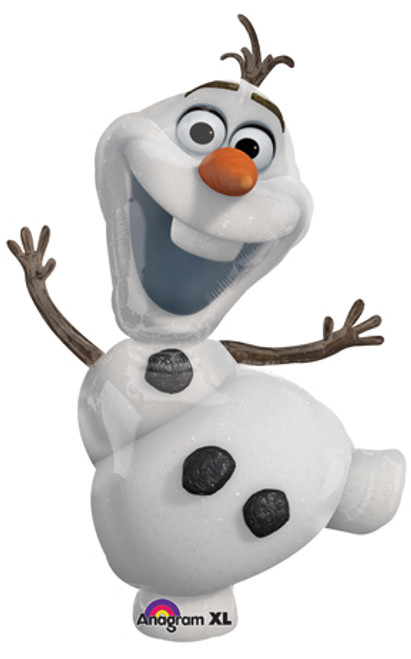 "41"" Disney Frozen Olaf Super Shape Balloon"
