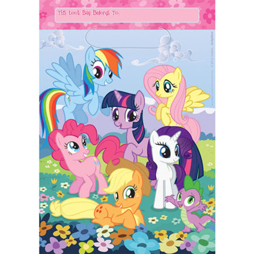 My Little Pony Friendship Loot Bags
