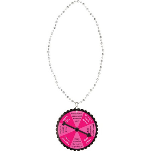 Bachelorette Game Necklace with Medallion