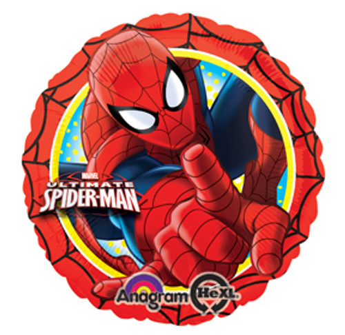 "17"" Ultimate Spiderman Action Balloon"