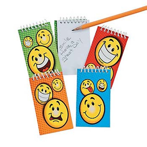 Smile Face Notebooks
