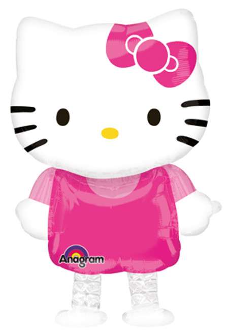 "23"" Hello Kitty Airwalker Buddies Balloon"