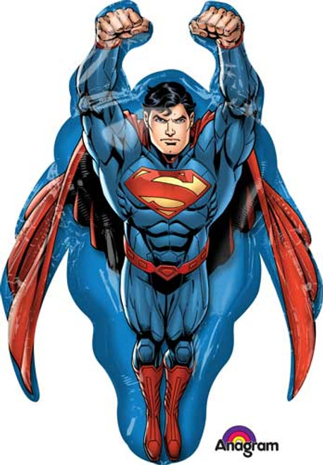 "34"" Superman Super Shape Balloon"