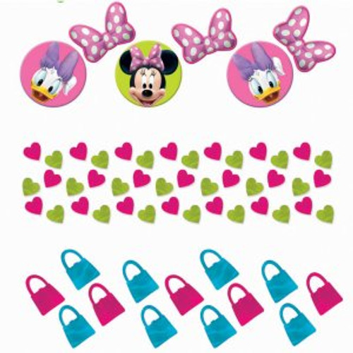 Minnie Bows Value Confetti Pack