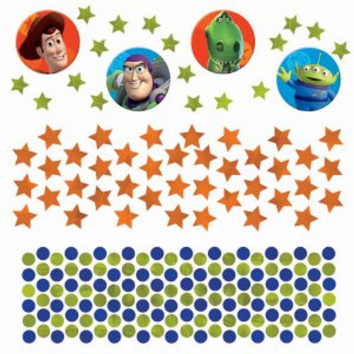 Toy Story 3 Value Confetti