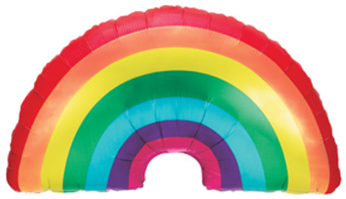 "36"" Rainbow Super Shape Balloon"