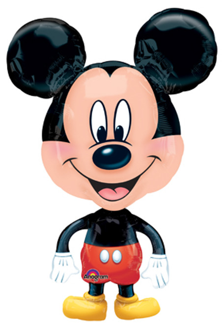"30"" Mickey Airwalker Buddies Balloon"